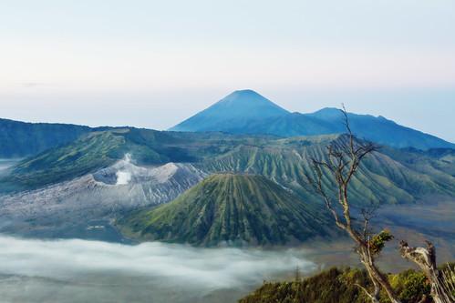 indonesia volcano asia bromo 5dmk2