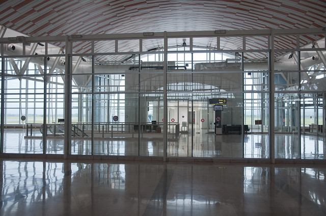 Waiting Area of Terminal