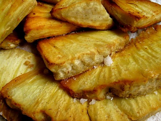 Shallow fried breadfruit flickr photo sharing