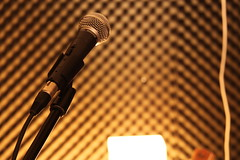 Microphone (Shure SM58)