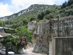 Fortifications, Gibraltar