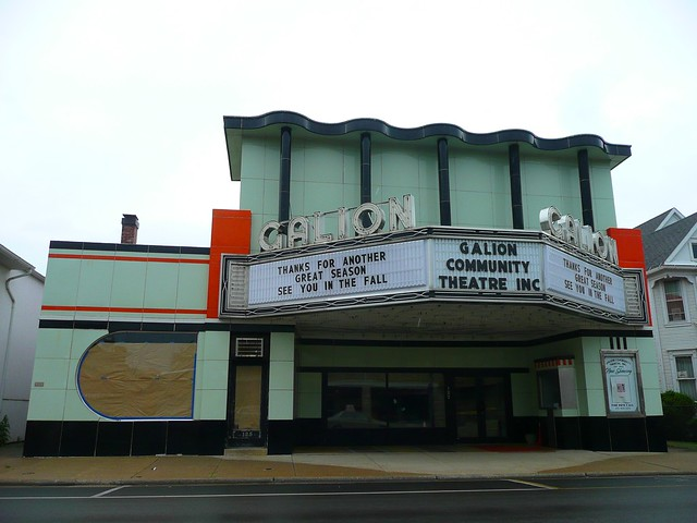 Galion (OH) United States  city photos : Galion, OH Galion Theater a photo on Flickriver