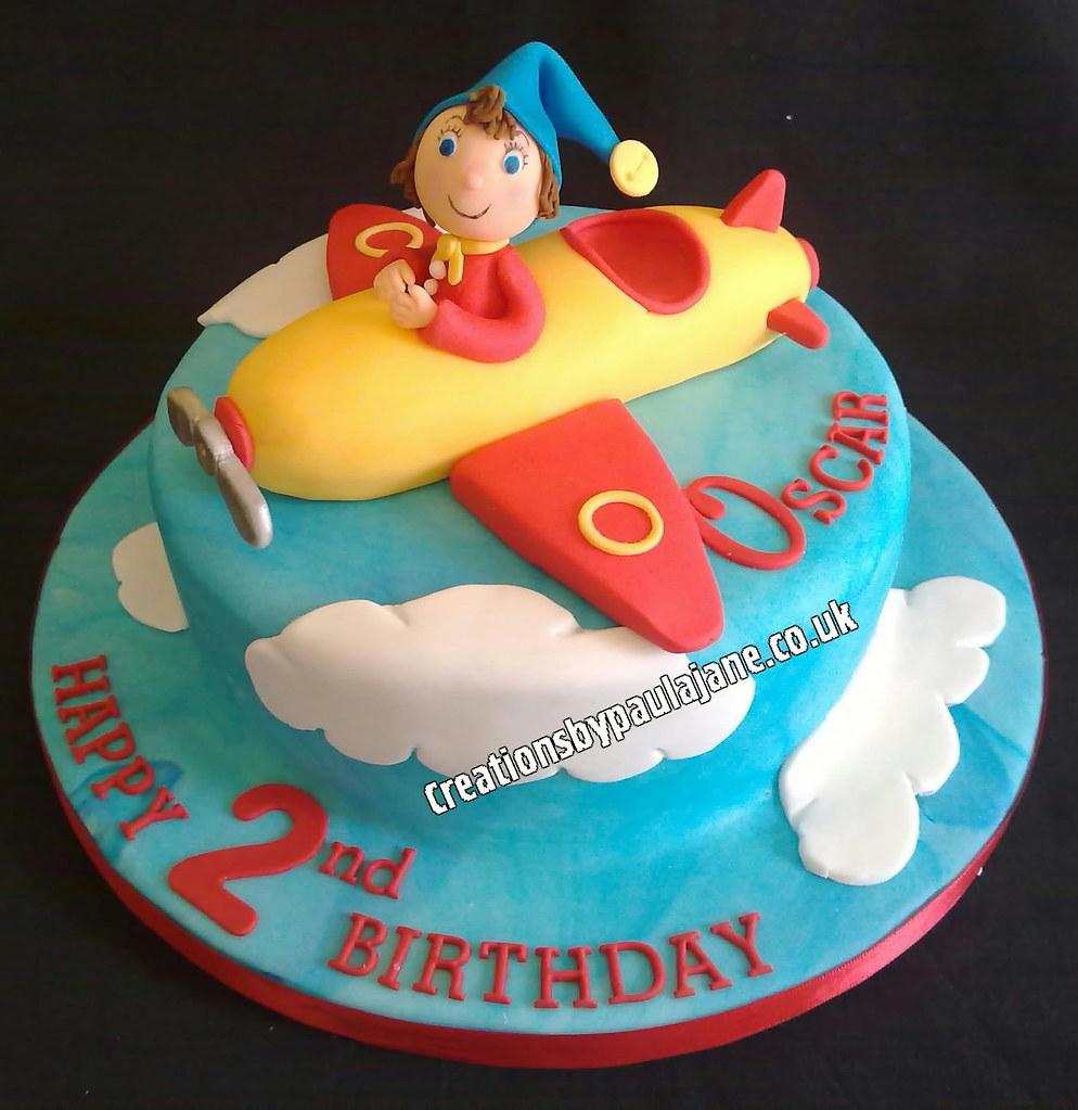 Noddy Birthday Cake