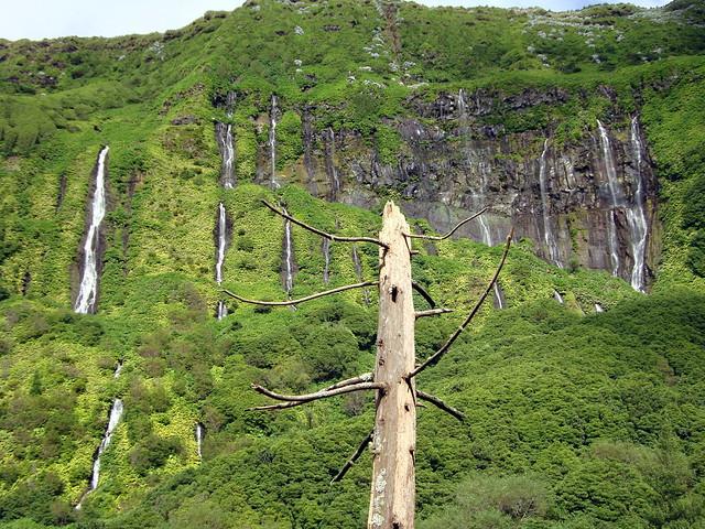 Poço da Alagoinha, Flores, Açores