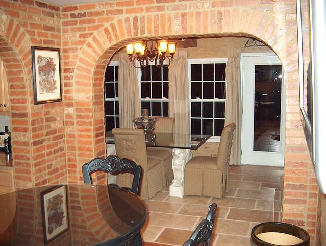 Brick Floor Kitchen Pictures