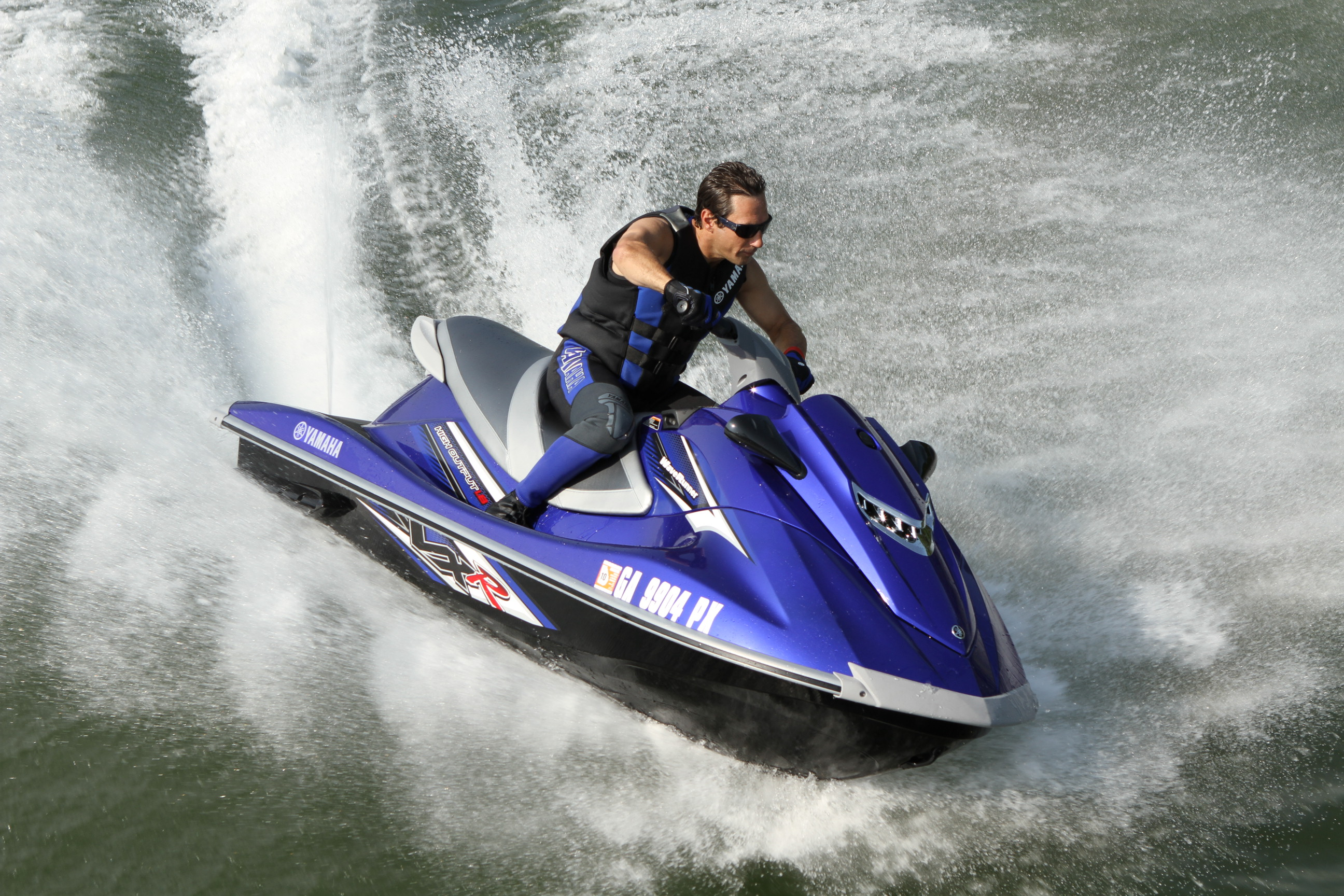 2011 yamaha vxr waverunner flickr photo sharing for Yamaha jet ski dealer