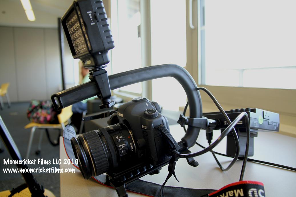 Canon 5D Mark II Cam Caddie