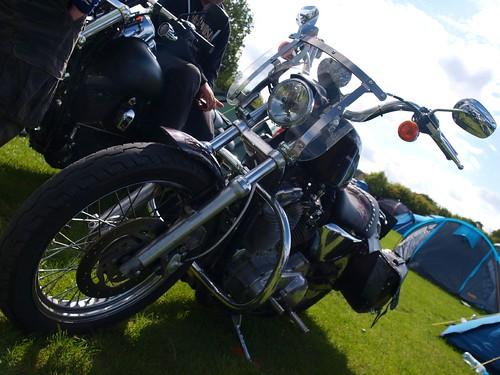 Harley Davidson Rally - Baildon