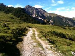 Tirol Bike Trail - Scharnitz To Achensee, Austria