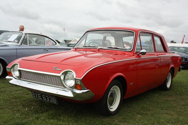 1964 Ford Corsair Consul 1500 Flickr Photo Sharing
