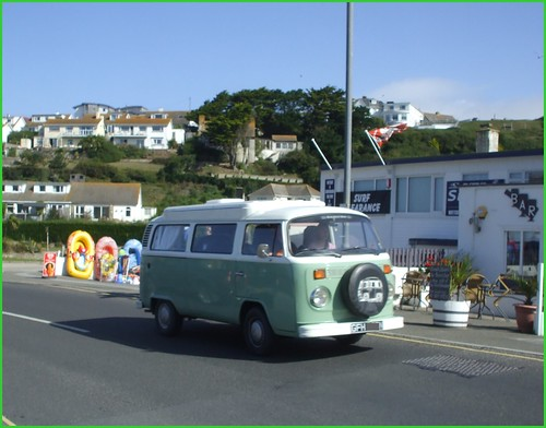 Another VW Camper