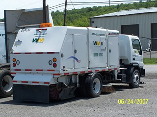 Waste Management International CF500