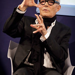 Vidal Sassoon | Vidal Sassoon at Edinburgh International Book Festival 2010