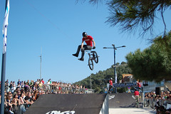 bicycle motocross, vehicle, bmx bike, sports, race, freestyle bmx, cycle sport, extreme sport, bmx racing, stunt performer, stunt, bicycle,