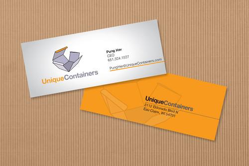 Unique Containers