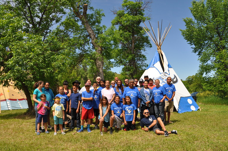 2017 Lakota Language Camp