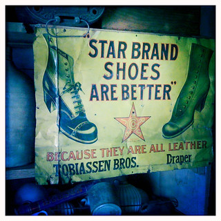 Day 176: Star Brand Shoes are Better