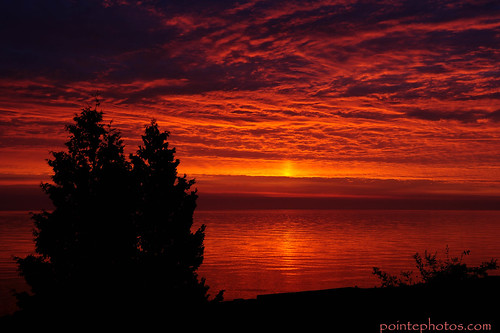 178/365 Mackinac Sunrise