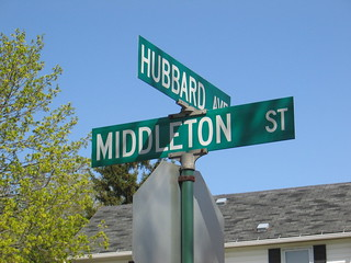 Hubbard Ave. and Middleton St.