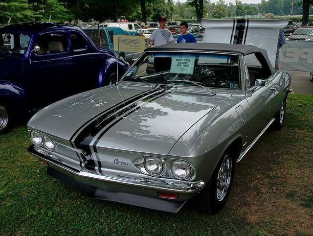 Chevrolet corvair monza 1966 el porsche americano a for Porche americano