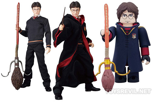 Harry Potter Toys : Medicom toy does harry potter and the deathly hallows rah