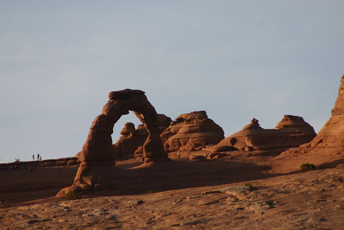 Quintessential and Delicate arch