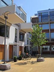 Salongsgatan, townhomes