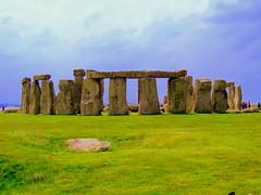 England. Stonehenge