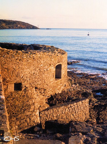 Oldies, 35mm - St.Mawes Castle Blockhouse by Stocker Images