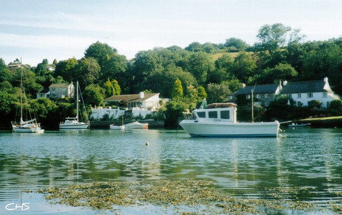 Oldie, 35mm - Pill Creek, River Fal by Stocker Images