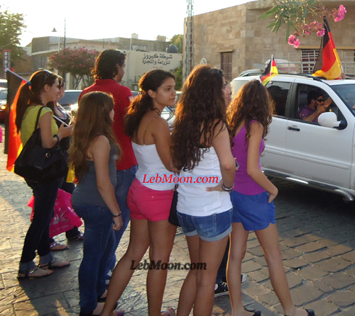 Lebanese teens girl hot opinion obvious