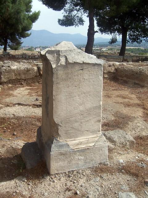 Ancient Isthmia