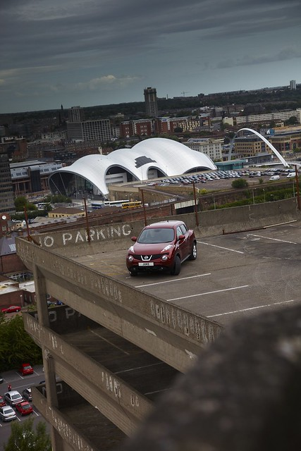 Gateshead Council Car Parking Requiremetns