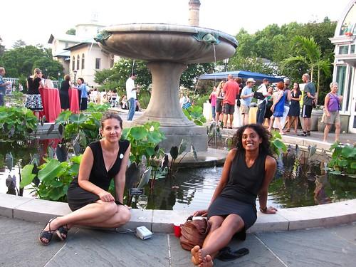 July Garden Cocktail Night