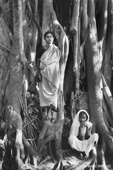 India, by Marc Riboud 1971