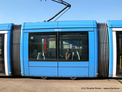 passenger, vehicle, tram, train, transport, public transport, rolling stock, land vehicle, rapid transit,