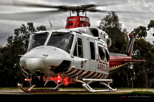 Bell 412EP_VH-VAS_HEMS 5_Royal Children's Hospital_VIC_11.07.10_2