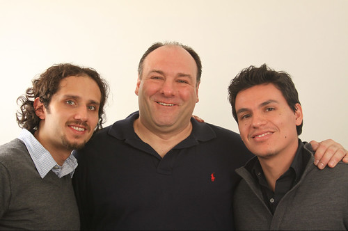 James Gandolfini, Brian Torres,  AndresUseche / CC BY-ND 2.0