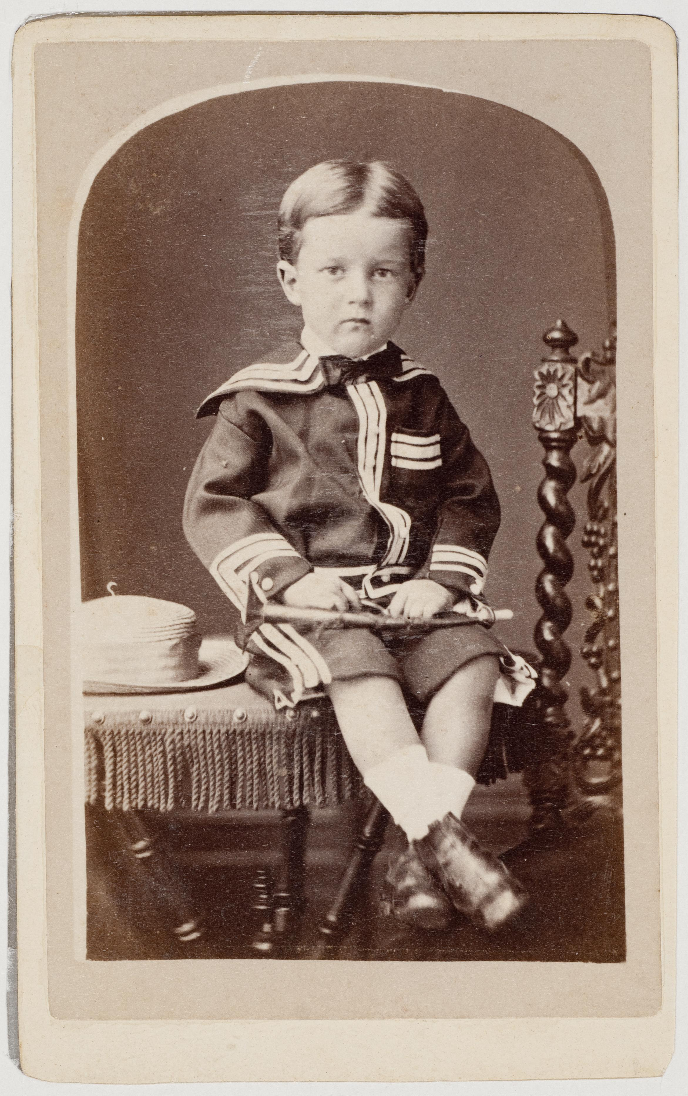 Frederick Farrand Trollope, 29th December 1878 / photographer Charles Collins, Grafton, NSW