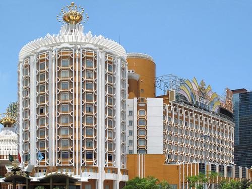ホテル リスボア マカオ