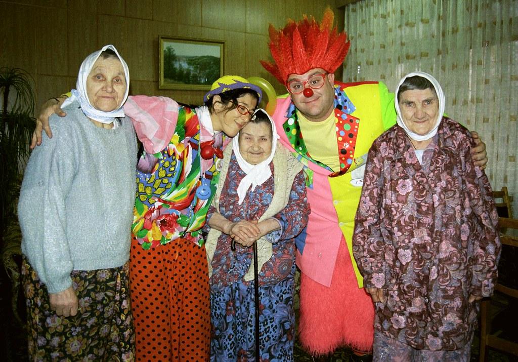 Clowning 3(John Glick/Russia Clown Trip 2004)
