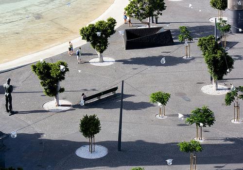 Plaza de España, Santa Cruz de Tenerife, Spain