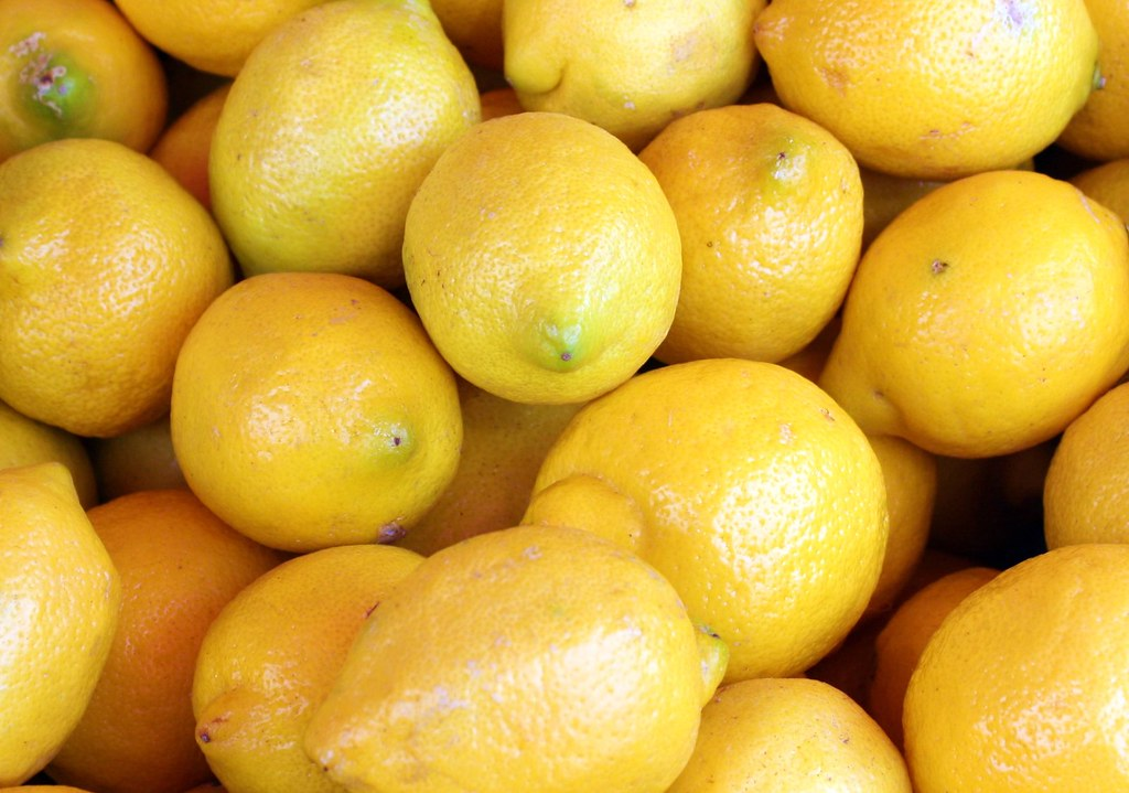 Lemons by Cocteauboy, on flickr