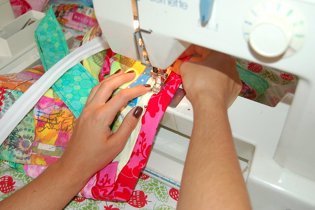 Sewing with iHanna