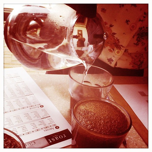 Volta: Thursday Public Cupping