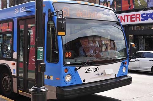 Montreal autobus