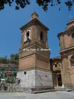 Airola (BN), 2010, Monastero e Chiesa di San Gabriele.