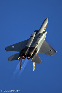 IAF F-15I Eagle Ra'am Israel Air Force