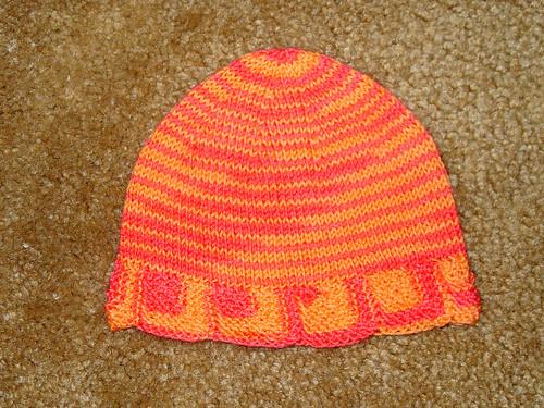 Jewel Baby Hat