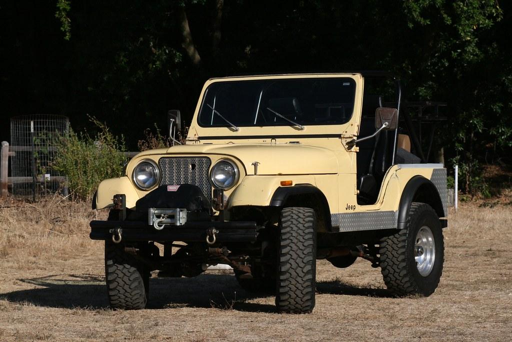 1980 Jeep Cj5 A Photo On Flickriver